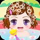 Cute Baby Bathing Game HD by Wonder Days