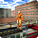 Battle City War Superhero Iron by Gaming Mania