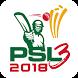 PSL 2018 SCHEDULE: PAKISTAN SUPER LEAGUE 3 by Dark Apps Studio