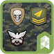 Military Patches Multi theme by SK techx for themes