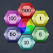 Big Hexagon Puzzle by GRuV