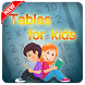 Kids Table Learning by kmd studios