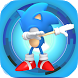 Super Runners Sonic Games by The New Adventures Games