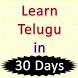 Learn English 30 Day in Telugu by Gyan Badaye