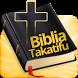 Biblia Takatifu ya Kiswahili - Swahili Bible by Red Apps