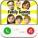 Call from FGTeeV (FUNnel Vision Family) by NearoDev | Pranks