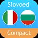 Italian <> Bulgarian Dictionary Slovoed Compact