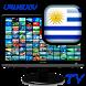 Canales Television Uruguay by EL MEJOR BAR
