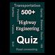 Highway Engineering Quiz by Thangadurai R