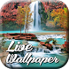 Waterfall Live Wallpaper by