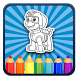 Super Paw Drawing Coloring by Prenamade Droid