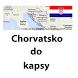 Chorvatsko do kapsy - Česky by www.apps-store.cz Tůma Marek