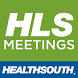 HealthSouth Meetings by CrowdCompass by Cvent