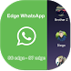 Edge Panel for WhatsApp by Edge Master