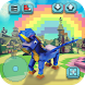 Unicorn Girl Craft Exploration:Building & Crafting by Tiny Dragon Adventure Games: Craft, Sport & RPG
