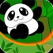 Skipping Panda -Panda Jump!!- by Vitalify.Inc