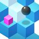 Zig Zag Light Ball : Drop Fall by Art4Game