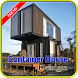 Container House Design by RaziqDroid