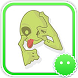Stickey Alien by Awesapp Limited