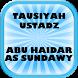 Tausiyah Ustadz Abu Haidar by Doa Manjur Studio