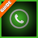 Guide For Whatsapp on Tablet by Lunar Media