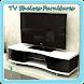 Shelves TV Furniture Ideas by Farrapps
