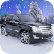 4x4 Escalade Snow Driving 3D by Venom Mobile Games
