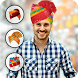 Rajasthani Turban Photo Editor by Zolos Apps