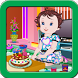 Baby Lisi Dough Cake by Baby Lisi Games