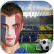 Europe Flag-Face Football by Saloko apps