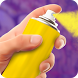 Spray Can Graffiti Joke by Yami Apps