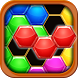 Hexa Honey Puzzle by Crush Best Fiends Bubble Shooter Hexa Rolling Word