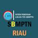 Lokasi SBMPTN Riau by SKA Dev