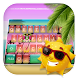 Hello Summer Theme Keyboard by Best Keyboard Theme Design