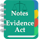 Indian Evidence Act Notes by Chamber of Advocates