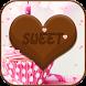 Sweet Chocolate Love theme by Utone Theme