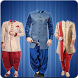 Indian Sherwani Photo Suit by QuickDeveloper