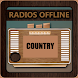 Radio Country offline FM by Radio Offline