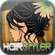 Virtual HairStyler Style App by Wayne Hagerty