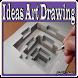 Ideas Art Drawing by Galih_Studio