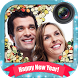 Happy new year frames by Mempadura