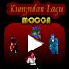 "Kumpulan Lagu ""M O C C A"" by Sani apps publisher"