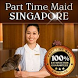 Part Time Maid by Axcell Pte Ltd