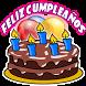Imágenes de Feliz Cumpleaños con Mensajes y Frases by Fanck Apps