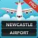 FLIGHTS Newcastle Airport Pro