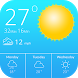 Temperature Forecast Widget