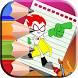 Coloring Book For Titans Go by Box Coloring Games