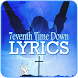 7eventh Time Down Lyrics by danalaya