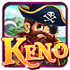 The Pirate Kings Lucky Numbers Keno Games by Game Toast Studios