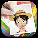 How To Draw One Piece by Snow Dev Inc.